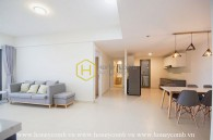 The elegant and modernity of this apartment become the great choice at Masteri Thao Dien