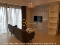 Masteri Thao Dien 3-bedrooms aparmtent with city view for rent
