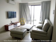 Spacious apartment with airy view in Masteri Thao Dien for lease