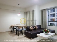 Must have amenities! Nice apartment in Masteri Thao Dien for rent is now ready for move-in!