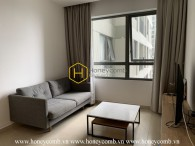 A lovely apartment with nice design in Masteri Thao Dien for lease
