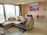 3 bedroom for rent in Masteri Thao Dien with high floor and nice river view
