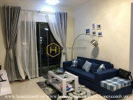 Two bedroom apartment low floor in Masteri for rent