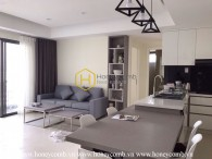 3 bedrooms apartment city vew in Masteri Thao Dien for rent
