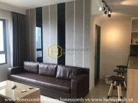 Căn hộ đẹp 1 phòng ngủ hiện đại tại Masteri Thảo Điền cho thuê