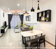 This highly elegant apartment in Saigon Pearl may become your next perfect home!