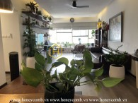 Saigon Pearl apartment- A peaceful and eco friendly living space to hide from the bustle of Saigon.