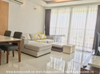 Such an upscale apartment that you deserve to have! Now for rent in Thao Dien Pearl
