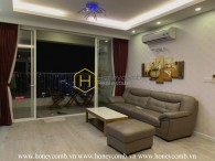 Cool apartment, hot location! Fantastic apartment in Thao Dien Pearl for lease