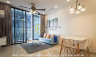 Words are not enough to describe the beauty of this stunning apartment in Vinhomes Golden River