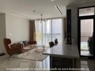 Hãy thử căn hộ này ở Vinhomes Golden River nếu bạn đang tìm kiếm một không gian sống tuyệt đẹp và thanh lịch