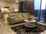 The 3 bedrooms-apartment is so wonderful in Vinhomes Golden River