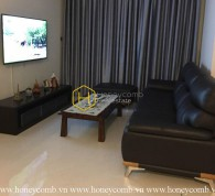 Modern decorated with 2 bedrooms apartment in Vinhomes Central Park