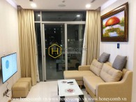 Amiability with 2 bedrooms apartment in vinhomes Central Park