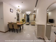 Such an elegant and convenient apartment in Vinhomes Central Park ! Ready for rent