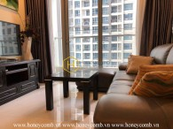 Such a perfect place for living a true life! Lovely apartment for rent in Vinhomes Central Park
