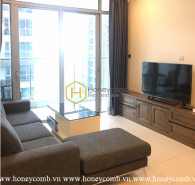 Pretty apartment with lovely decor and stunning view in Vinhomes Central Park