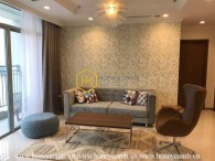 Live the uptown urban lifestyle you crave with this deluxe apartment in Vinhomes Central Park