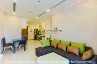 Luxury apartment fully-equipped with classy interior in Vinhomes Central Park