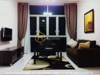 Căn hộ The Vista với đầy đủ nội thất và thiết kế thông minh cho thuê