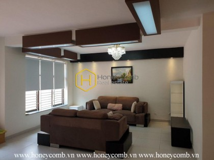 This spacious Villa in District 2 - Best location with classical design that you will love