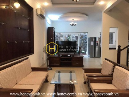 Innovative design with superb living space villa for rent located in District 2