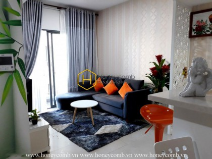 Cheap price! 2 bedrooms apartment with low floor in Masteri Thao Dien