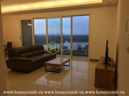 Old-fashioned designed apartment for rent in Xi Riverview