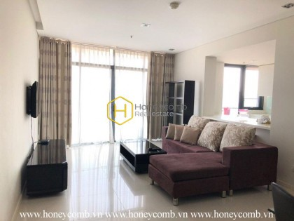 City Garden 3 beds apartment with nice view for rent