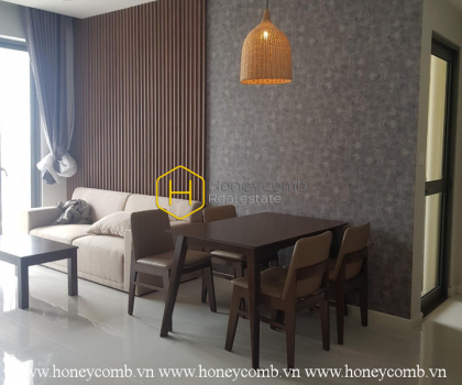 This beautiful apartment in Masteri An Phu is the best choice for your family