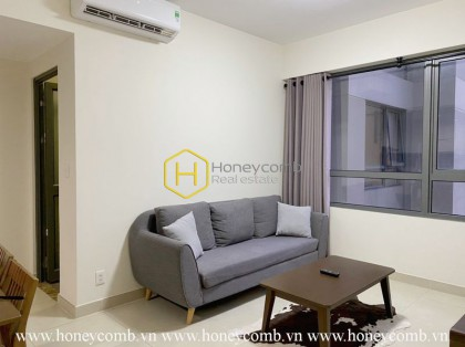 1 bedroom apartment with high floor in Masteri Thao Dien
