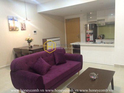 2-beds apartment with pool view for rent in Masteri Thao Dien