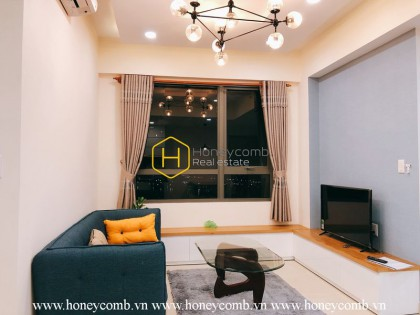 Masteri Thao Dien 2 beds apartment with beautiful decoration