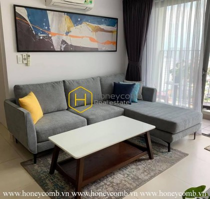 Luxury design 2 beds apartment with river view in Masteri Thao Dien