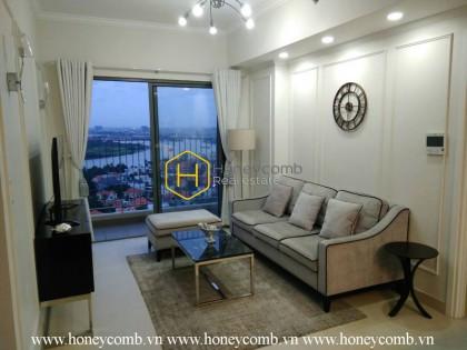 Nostalgic 2 bedroom apartment in Masteri Thao Dien