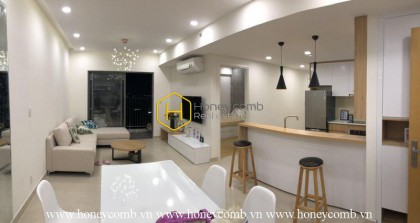 Nice spacious 3 beds apartment in Masteri Thao Dien