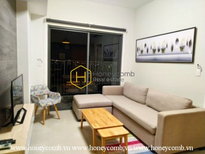 This nice 2 bedrooms-apartment won't make you disappointed in Masteri Thao Dien