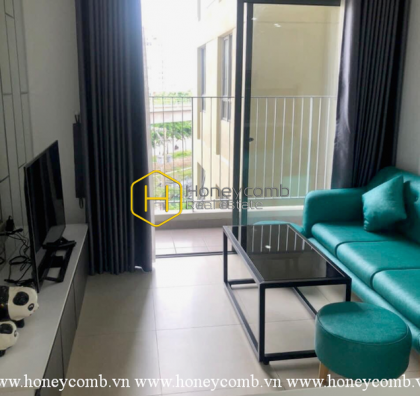 The 2 bedrooms-apartment with contemporary style in Masteri Thao Dien