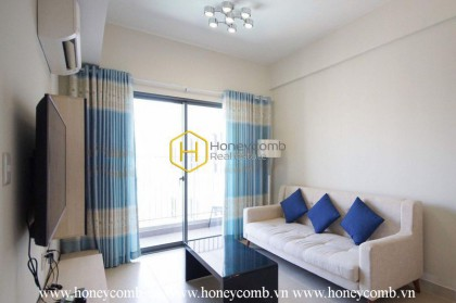 The peaceful and elegant 2 bedroom-apartment from Masteri Thao Dien