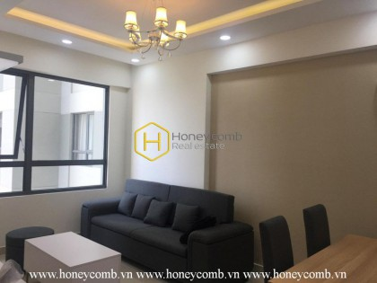 What a warm and graceful 2 bedroom-apartment from Masteri Thao Dien !