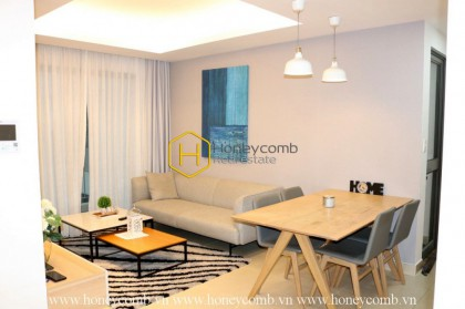 Live the way you like at this perfectly functional apartment in Masteri Thao Dien