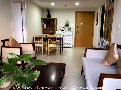An open living space peaceful situated in Masteri Thao Dien