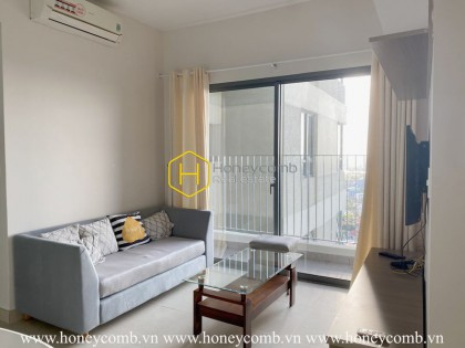 Affordable apartment and good furniture for rent in Masteri Thao Dien