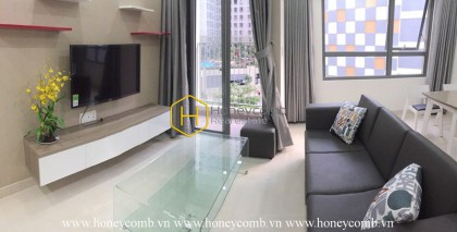 Beautiful Decor for 2 bedrooms apartment for rent in Masteri Thao Dien