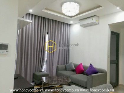 Nice balcony apartment in Masteri Thao Dien for rent