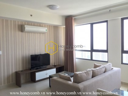 City view 3 beds apartment for rent in Masteri Thao Dien
