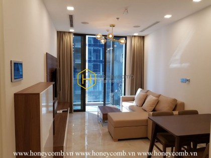 A lots space – Affordable price – Stylish apartment in Vinhomes Golden River for lease