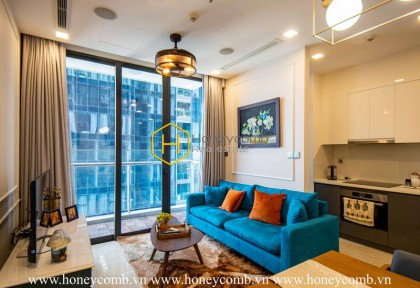 So beautiful is this apartment that you can't take your eyes off at Vinhomes Golden River