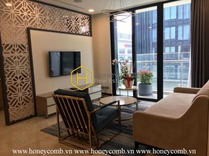 Vinhomes Golden River apartment: Live at the center of modern Conveniene & Entertainment.
