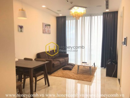 Vinhomes Golden River apartment for rent: A perfect combination of Asian & Western style